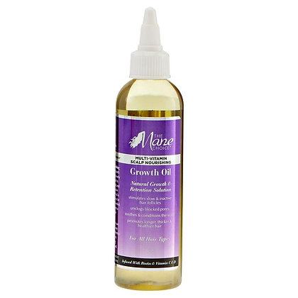 Mane Choice Multi-Vitamin Scalp Nourishing Growth Oil 4oz