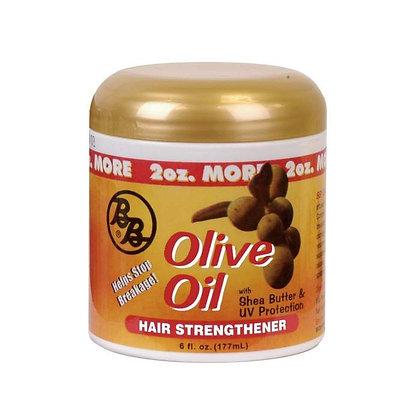 Bronner Bros Olive Oil Strengthener 6oz