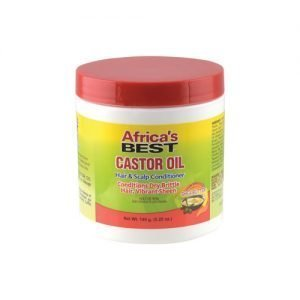 Africa's Best Castor Oil Hair & Scalp Conditioner 5.25oz