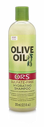 ORS Olive Oil Sulfate-Free Hydrating Shampoo 12.5oz