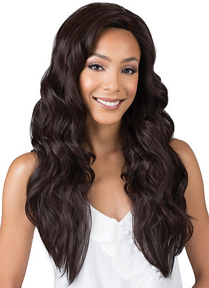 Bobbi Boss Lace Front Wig MLF380 EMERALD Synthetic