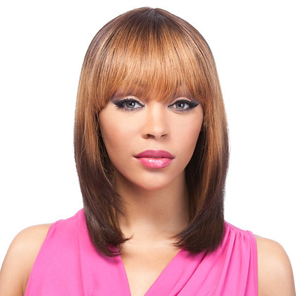 It's A Wig HH YAKI 1012 Human Hair Regular Wig