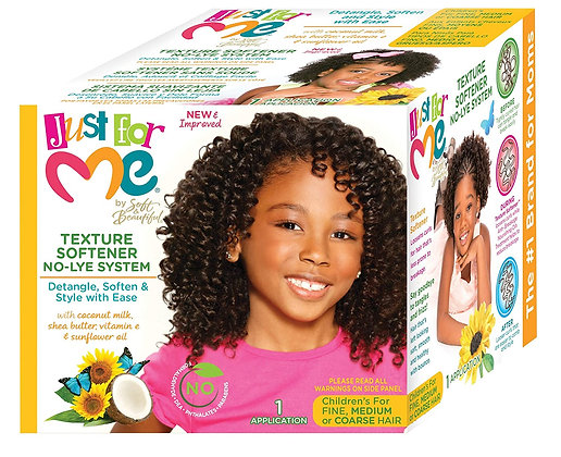 Just For Me No-Lye Texture Softener