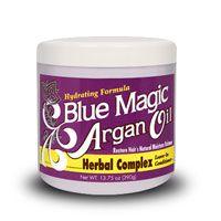 Blue Magic Argan Herbal Complex Leave-In Conditioner 13.75oz