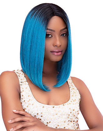 Janet Color Me Lace Chic Wig Synthetic