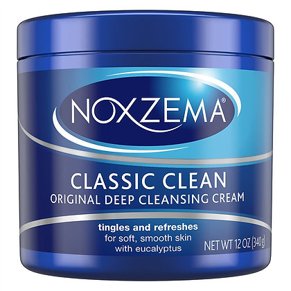 Noxzema Deep Cleansing Cream Original 12oz
