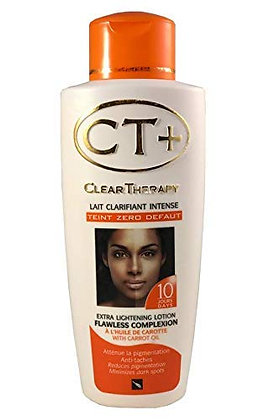 CT+ Clear Therapy Extra Lightening Lotion with Carrot Extracts 500ml