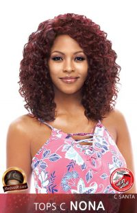 Vanessa Lace Wig Tops C NONA Synthetic