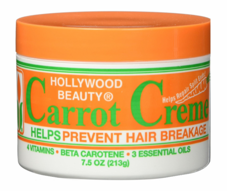 Hollywood Beauty Carrot Creme 7.5oz