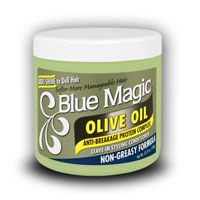 Blue Magic Olive Oil Leave-In Styling Conditioner 12oz