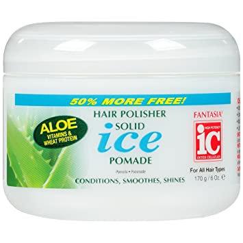Fantasia IC Hair Polisher Ice Pomade 6oz