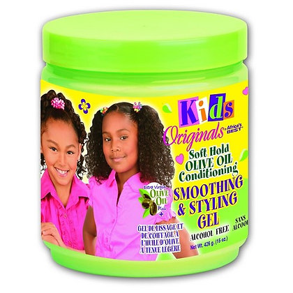Kids Original Soft Hold Conditioning Soothing & Styling Gel 15oz