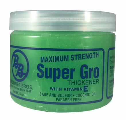 Bronner Bros Super Gro Maximum Strength 6oz