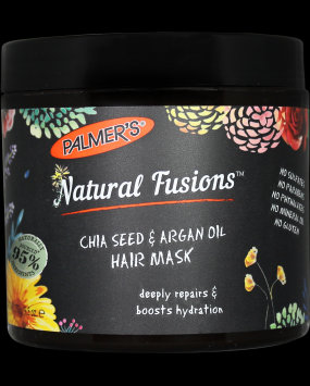 Palmer's Natural Fusions Chia Seed & Argan Oil Hair Mask 9.5oz