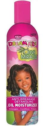 African Pride Dream Kids Olive Detangling Oil Moisturizer 8oz
