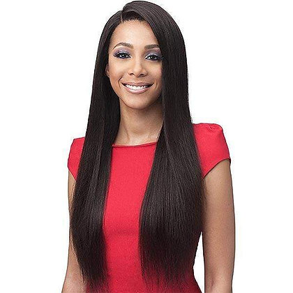 "Bobbi Boss Full Lace Bundle Hair Wig - Straight 28"" Human Hair"
