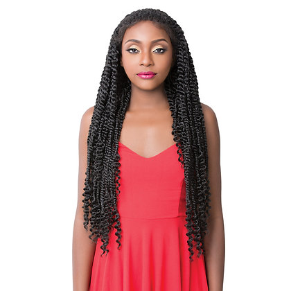 It's A Wig Lace Wig PASSION TWIST STYLE WIG Synthetic