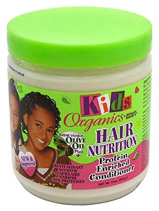 Kids Original Hair Nutrition Protein Enriched Conditioner 15oz