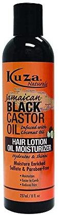 Kuza Jamaican Black Castor Oil Hair Lotion 8oz