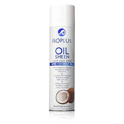 Isoplus Oil Sheen Spray with Coconut Oil