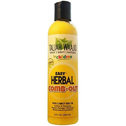 Taliah Waajid Easy Harbal Comb-Out For Children 8oz