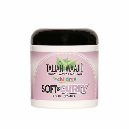 Taliah Waajid Soft & Curly For Children 6oz