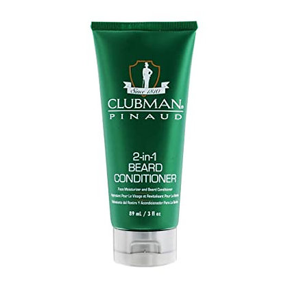 Clubman 2-in-1 Beard Conditioner 3oz