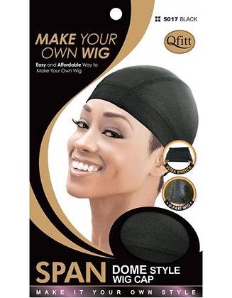 Qfitt Stretch Span Dome Style Cap