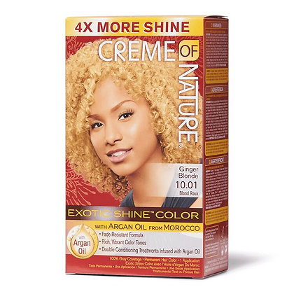 Creme of Nature Hair Color with Argan Oil Permanent
