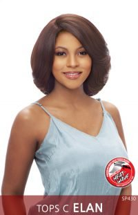 Vanessa Lace Wig Tops C ELAN Synthetic
