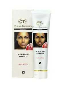 CT+ Clear Therapy Lightening Cream with Plant Extracts 50g