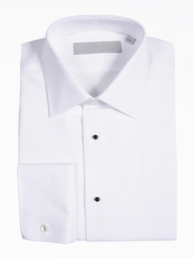 Camisa etiqueta lisa