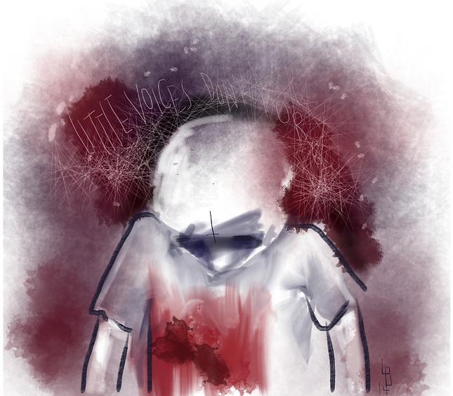 Whisper Little Voices art by Little Boot