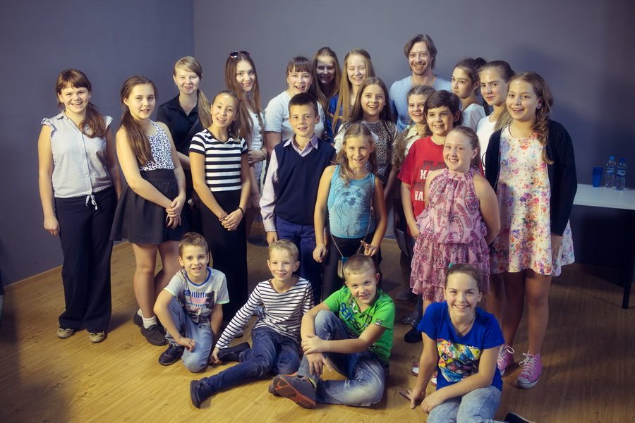 Мастер-класс Кирилла Пирогова