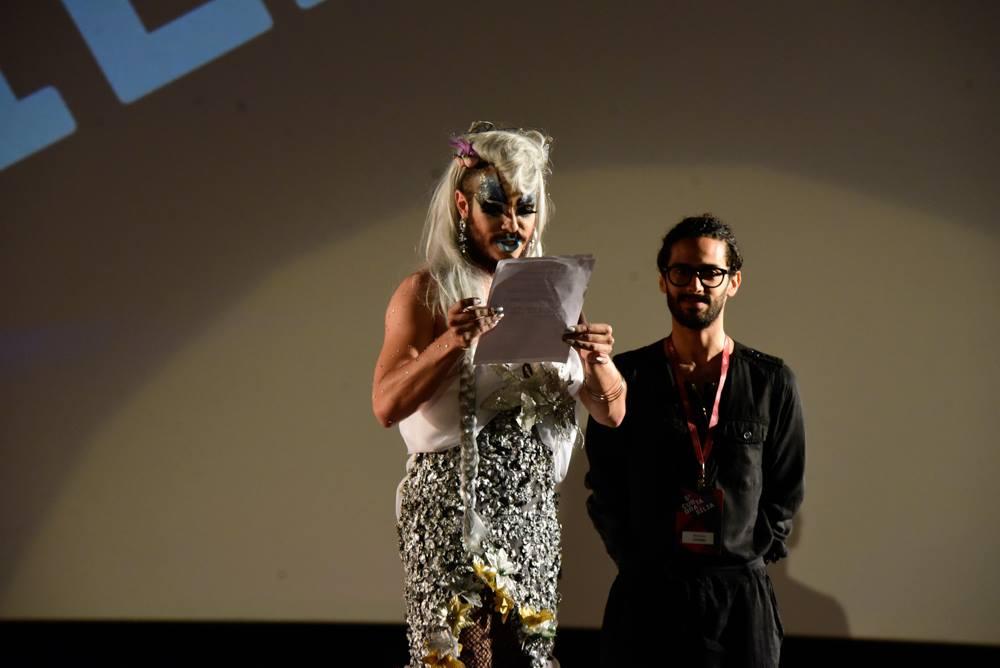 Larissa Hollywood - CineBrasilia