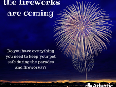 The Fireworks are Coming!!!
