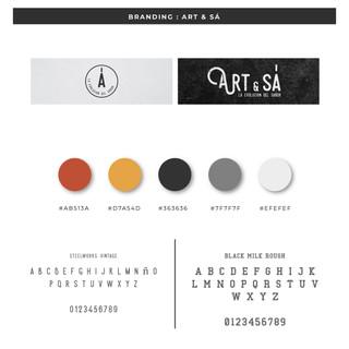 Branding Art&Sa España