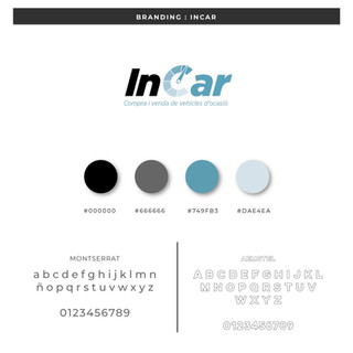 Branding Incar Barcelona