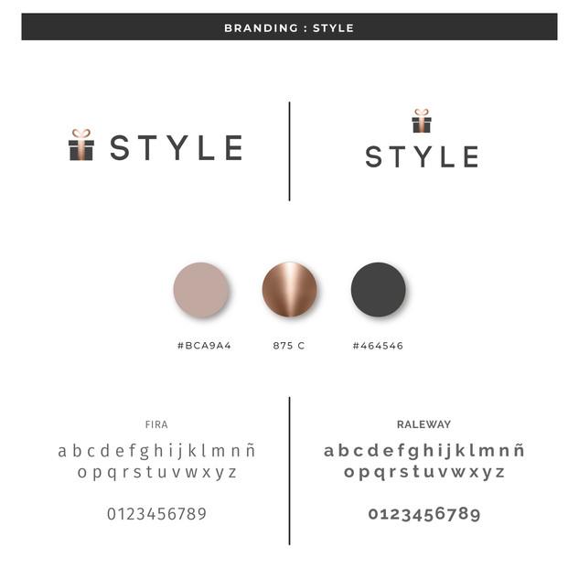 Branding Style