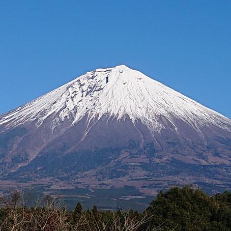 富士山から!ヒーリングパワーいくよっ★
