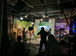 Съёмочный павильон, студия