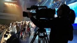 Многокамерная съёмка шоу
