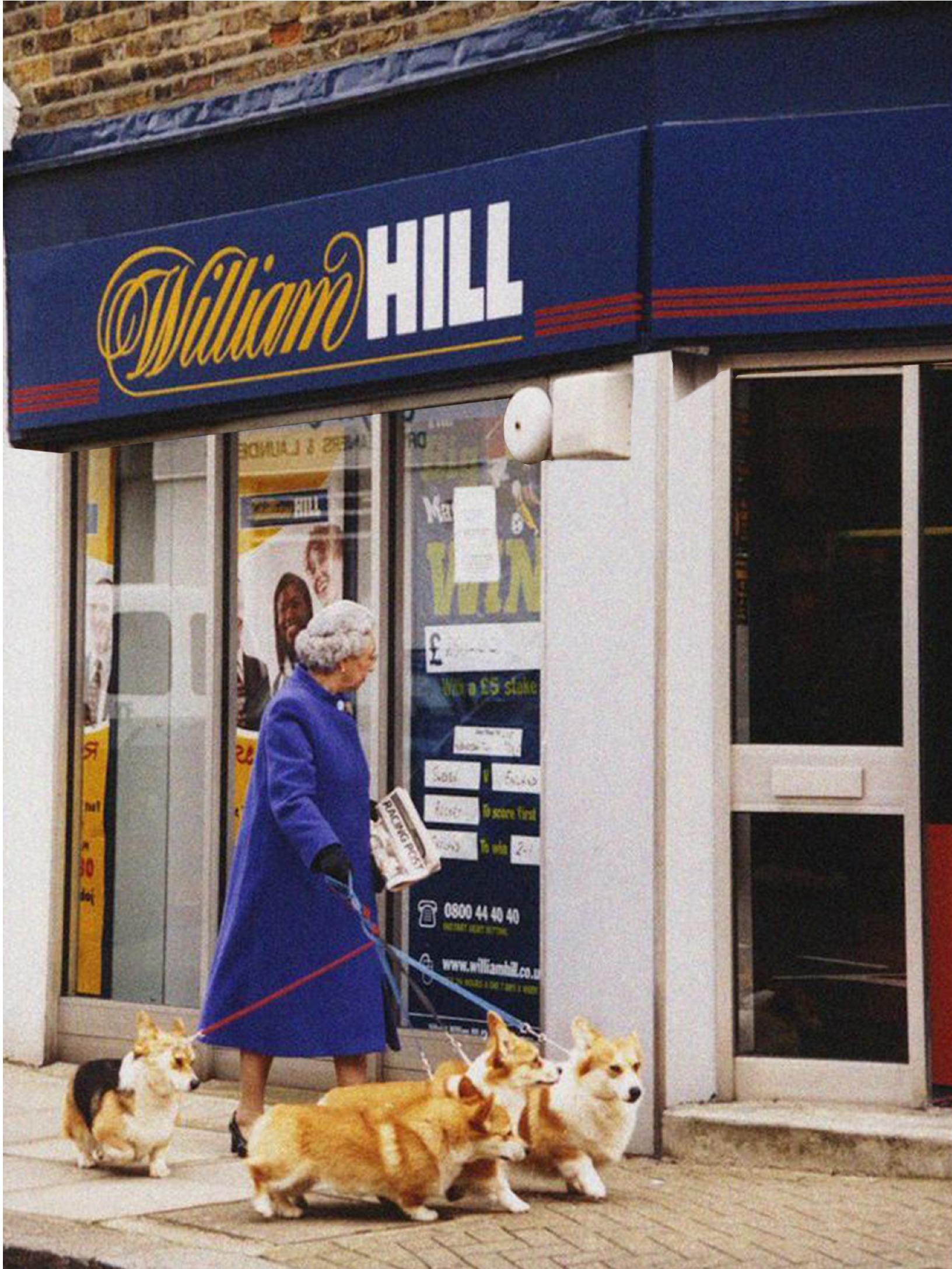 Queen - William Hill