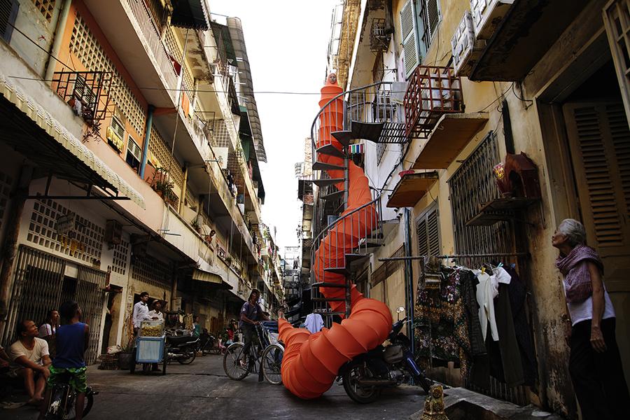 Anida Yoeu Ali - Spiral Alley