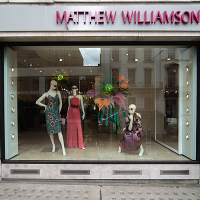 Matthew Williamson and Tsai & Yoshikawa Collaboration