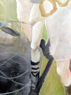 To Live in the Middle of History (Detail)