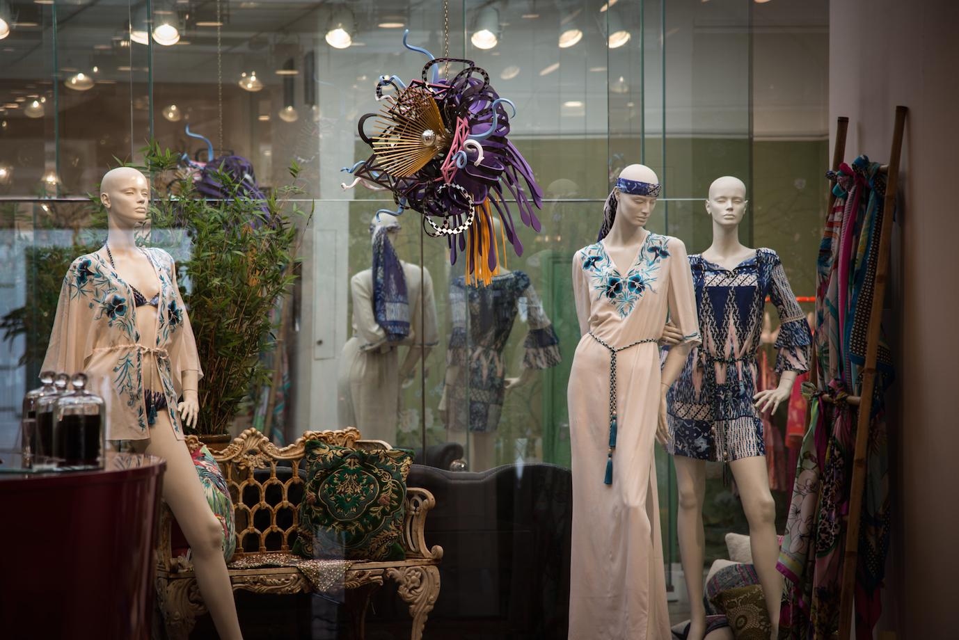 Matthew Williamson boutique, Mayfair