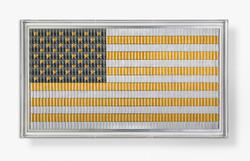 Santiago Montoya - US Flag Gold (High Res)