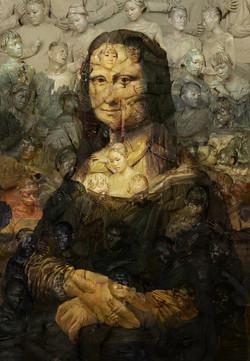 Hacker Series - Mona Lisa