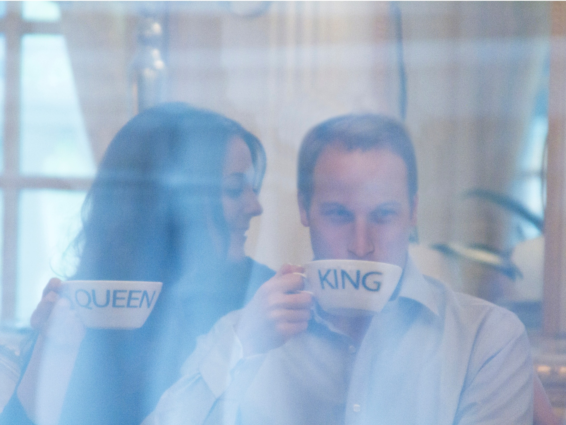 Will and Kate King and Queen Cups